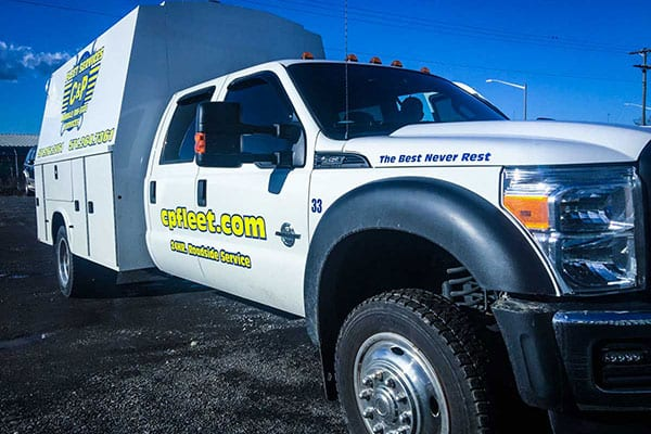 Increase your uptime and decrease expenses by letting our team of professionals manage your fleet.