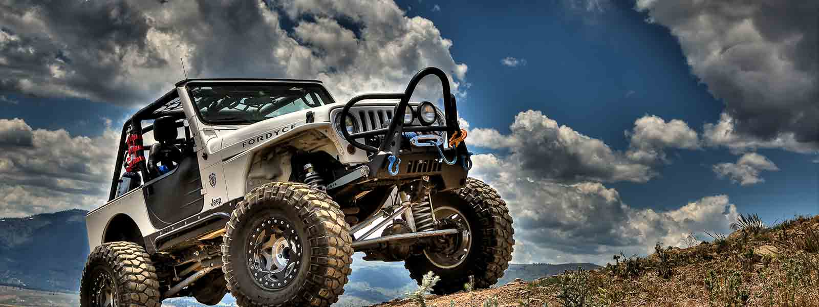 CP Offroad vehicle
